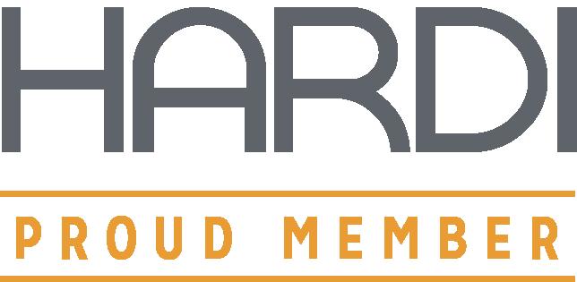 Hardi Logo Footer